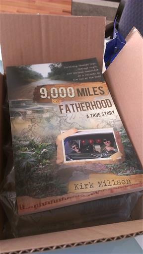 New Salt lake City Author's First Book!