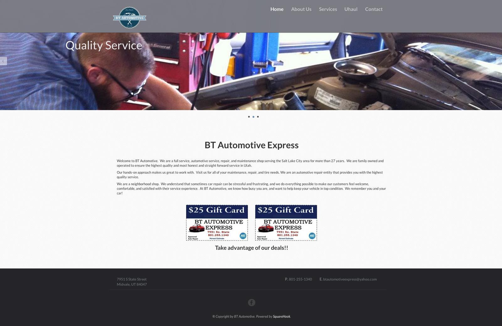 BT Automotive