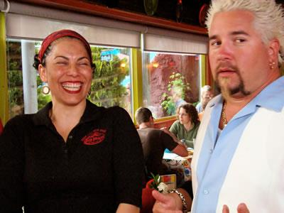 Food Network Features The Red Iguana On Diners Drive Ins And Dives