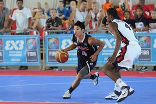 Sport Court is Chosen for First Ever FIBA 3x3 World Championship