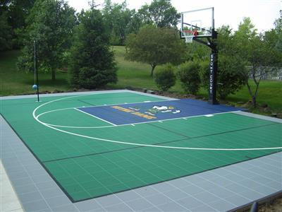 Sport Court™ Basketball Court