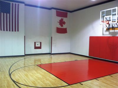 Sport Court® Home Gym