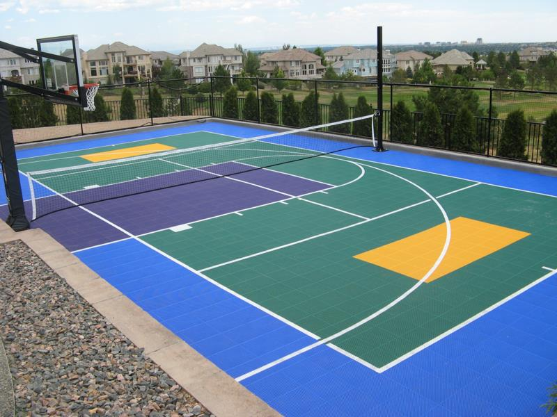 Sport court pricing sport court pricing 92 tennis court for How to build a sport court