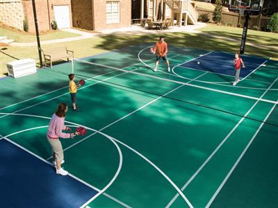 Racquet Sport Court