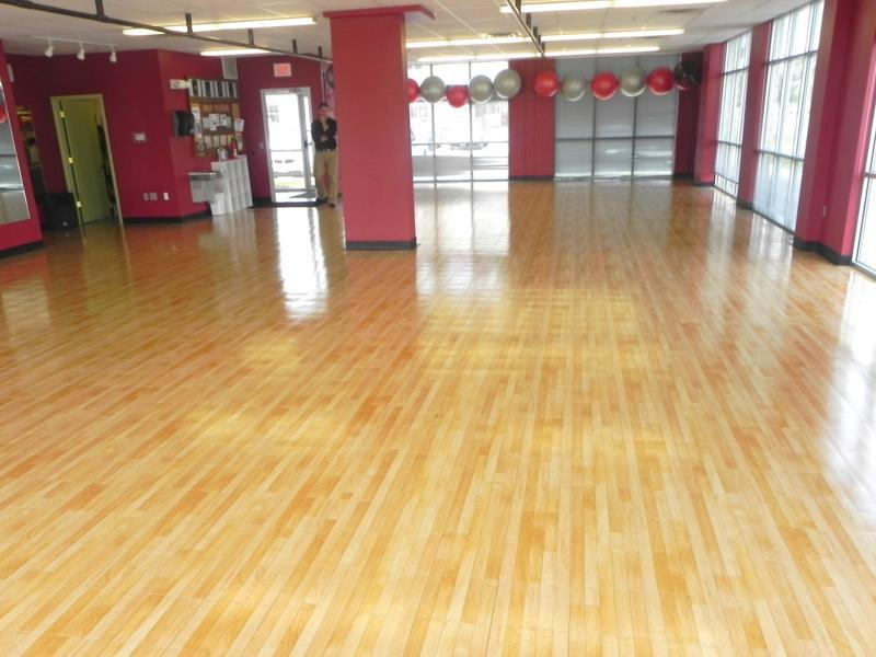 Commercial Dance Flooring Sport Court