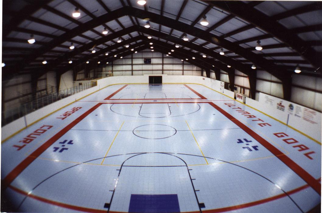 Roller Hockey Courts For Indoor And Outdoor Play Sport Court - Backyard roller hockey rink