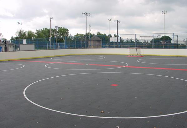 Roller Hockey Courts