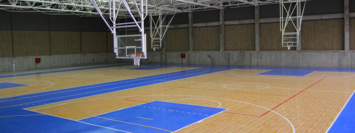 Gym Floors And Outdoor Courts For Commercial Facilities