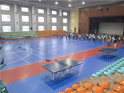 Sport Court Gymnasium Flooring