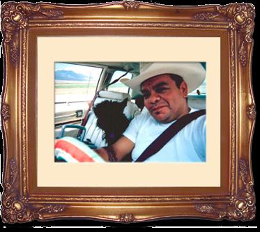 Ramon Cardenas Jr and Paul | Red Iguana