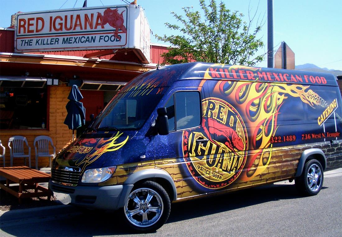 Red Iguana Catering