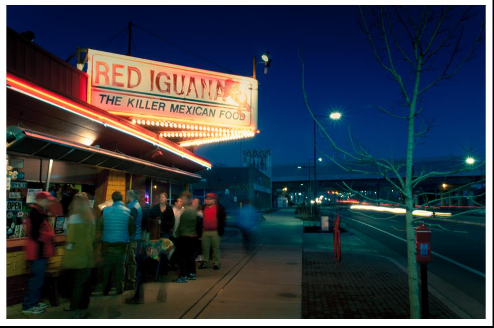 Killer Mexican Food That S Worth The Wait Red Iguana