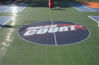 Sport Court, Lieberman Foundation, USTA, and Manifest Foundation Dedicate New 'DreamCourt'