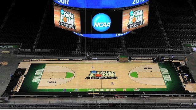 Connor Sport Court to provide surfaces for the NCAA® Final Four® games