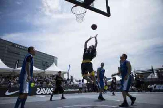 Sport Court Basketball Court continues as the Official Court of the FIBA 3x3 World Tour