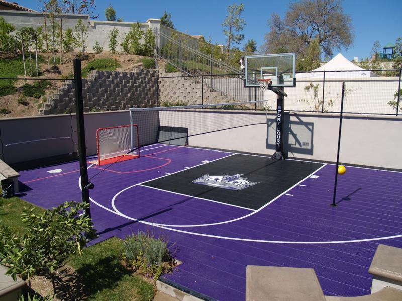 Backyard Courts Gallery | Sport Court