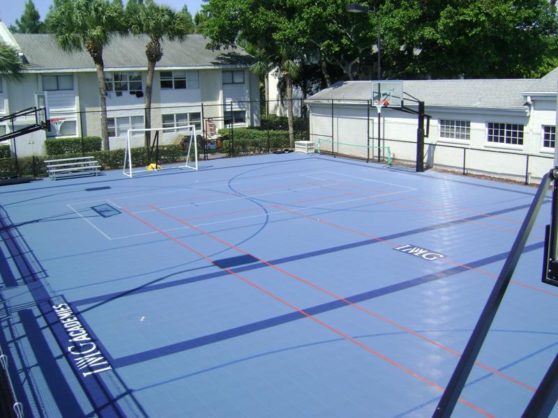 Multi-Sport Game Courts