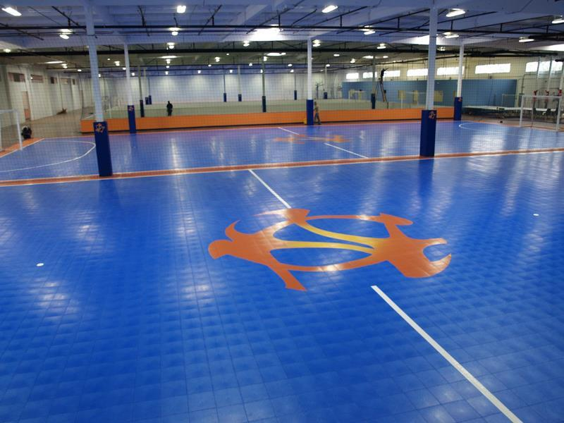 Futsal Courts And Soccer Courts Sport Court Sport Court