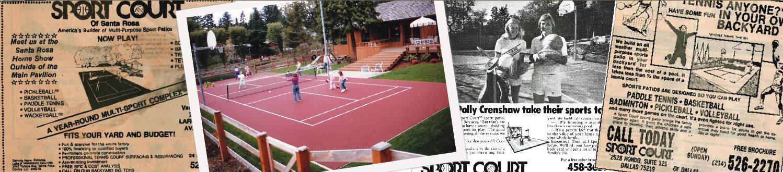 Sport Court History