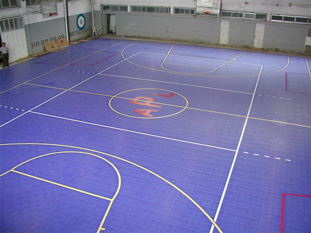International Basketball Gym