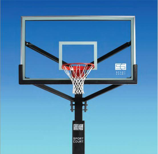 Product information on sports surfaces sport court for How to build your own basketball court